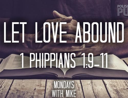 Let Love Abound