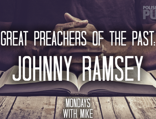 Great Preachers of the Past: Johnny Ramsey