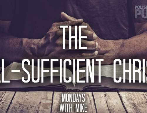 The All-Sufficient Christ
