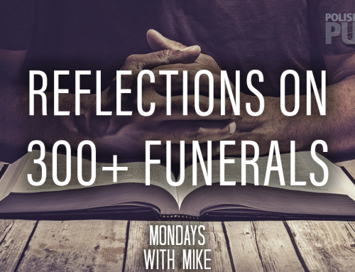 Reflections on 300 Plus Funerals